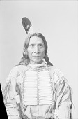 view Red Cloud in Native Dress with Breastplate 1880 digital asset number 1