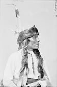 view Buffalo Ghost with Headdress and Ornaments n.d digital asset number 1