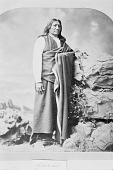 view Spotted Tail in Partial Native Dress n.d digital asset number 1