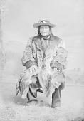 view Blackfoot Man, Shorty White Grass Dec 29 1891 digital asset number 1