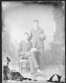 view Portrait of Two Young Men 1879 digital asset number 1