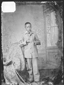 view Portrait of Boy in School Uniform 1879 digital asset number 1