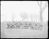 view Carlisle School Students in School Uniform NOV 1893 digital asset number 1