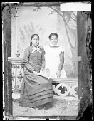 view Portrait of Mollie and Lili ?, Students 1879 digital asset number 1