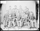 view Carlisle School Boys Some in School Uniform 1879 digital asset number 1