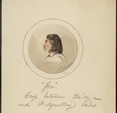 view Portrait (Profile) of Man Called Joe 1853 Painting digital asset number 1