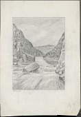 view Scenic Sketch Drawing digital asset: Scenic Sketch Drawing