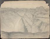 view Landscape Drawing digital asset: Landscape Drawing