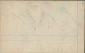 view Anonymous Cheyenne drawing of four horses digital asset: Anonymous Cheyenne drawing of four horses