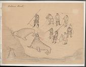view Walrus Hunt Drawing digital asset: Walrus Hunt Drawing
