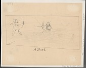 view A Duel Drawing digital asset: A Duel Drawing