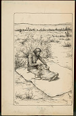 view Navaho Tanner 1888 Drawing digital asset number 1