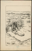 view Navaho Tanner 1887 Drawing digital asset number 1