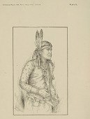 view Navaho Man n.d. Print digital asset number 1