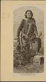view Navajo Indian Boy n.d. Engraving digital asset number 1