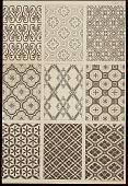 view Geometrical Diapers n.d. Photo-Lithograph digital asset number 1