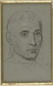 view Sharitarish ? (Wicked Chief) 1824 Drawing digital asset number 1