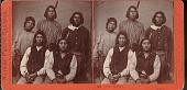 view Group of Paiute Indian men digital asset number 1