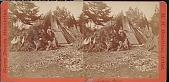 "view ""Paiute Indian camp"" digital asset number 1"