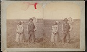 """view """"Bull Tail and Moloch, Modoc Tribe, Indian Territory"""" digital asset number 1"""