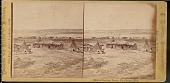 "view ""Trading party, Fort Union, Montana"" digital asset number 1"