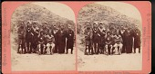 "view ""Group of Indian chiefs, Pawnee tribe"" digital asset number 1"