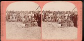 "view ""Group of Ogalallah Sioux at North Platte"" digital asset number 1"