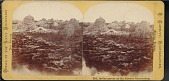 "view ""Indian graves on the Pawnee Reservation"" digital asset number 1"