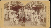 "view ""Albino boy and Zuni Indian boy, Zuni pueblos, New Mexico"" digital asset number 1"