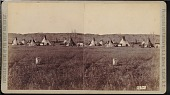 "view ""General view of Cheyenne village"" digital asset number 1"