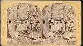 view Navaho woman weaving a blanket digital asset number 1