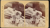 view Navaho man and his mother digital asset number 1