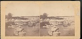 """view """"Indian fish boxes. Sault Ste Marie, Lake Superior"""" digital asset number 1"""
