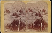 view Grass houses of Paiute Indians digital asset number 1