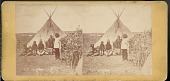 view Government scouts at their tipis digital asset number 1
