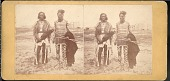 view Red Cow and He-who-follows-the-eagle, Mandan chiefs digital asset number 1