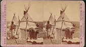 view Cheyenne women dressing skins digital asset number 1