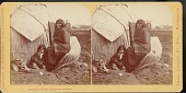 view Chippewa woman, child, and baby digital asset number 1