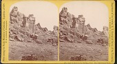 """view """"Ancient ruins on the McElmo, Utah. The traditionary butte"""" digital asset number 1"""