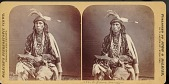 view Sioux man with war club digital asset number 1