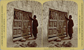 """view """"Carved doors of old church"""" digital asset number 1"""