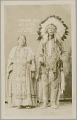 """view """"Jerome Elk and wife, Sioux"""" digital asset number 1"""