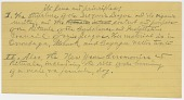 view MS 1324 Miscellaneous notes on the Condolence Council digital asset: Miscellaneous notes on the Condolence Council