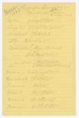 view MS 3486 Cayuga word list digital asset: Cayuga word list