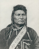 view Portrait of Chief Joseph in Native Dress 1877 digital asset number 1