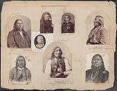view Portrait of Chief Ho-Hoca-Ge (Little Raven) n.d digital asset number 1