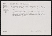 view Letter from Joseph W. Cook digital asset: Letter from Joseph W. Cook