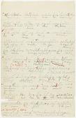 view Lakota texts by George Bushotter, Stories 1-55, 1887 digital asset number 1