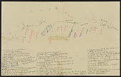 view Notes accumulated in preparing a map of the Omahas and Poncas (Nebraska) 1882 ? digital asset number 1