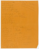 view Quapaw notes from Alphonsus Volliere December 1890-March 4, 1891 digital asset number 1